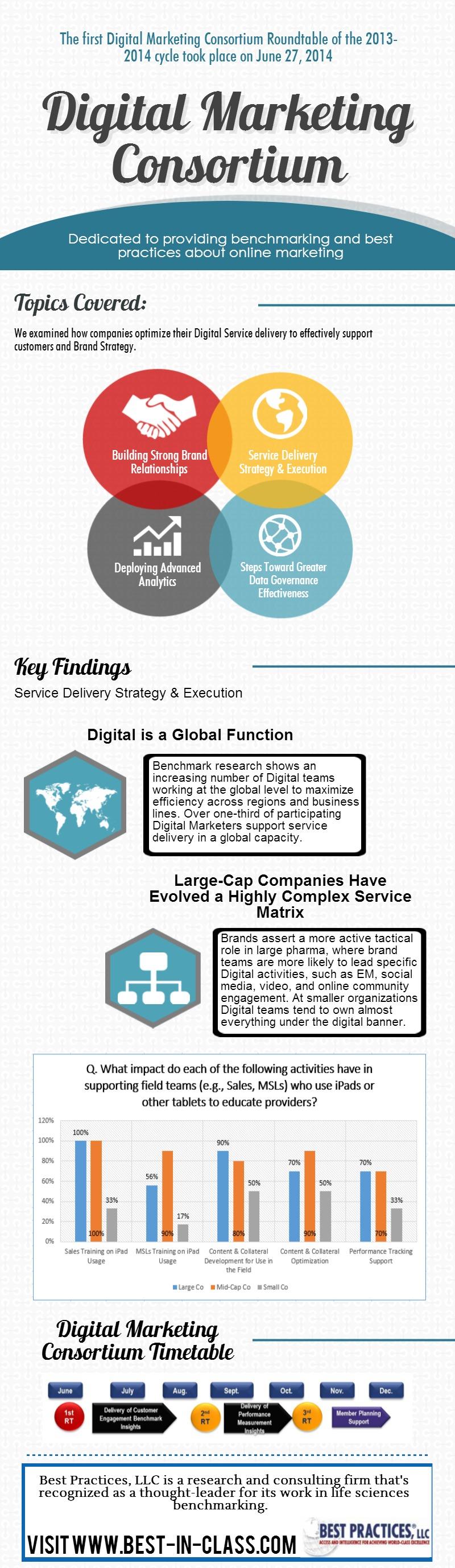 Digital Marketing Consortium - DRAFT Copy